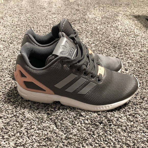 Adidas ZX Flux shoes mens new sneakers trainers 3M B54177 black